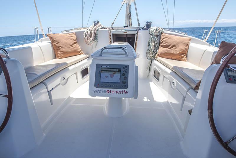 Banera-velero White-Tenerife